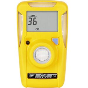 BW CLIP 3 YEAR CO SINGLE GAS DETECTOR
