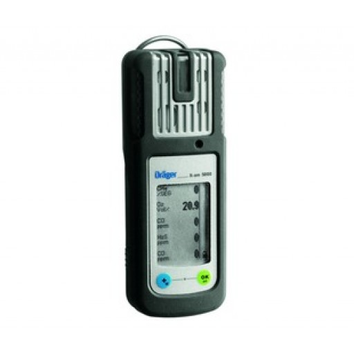 Drager X-AM 5000 1-5 GAS MONITOR