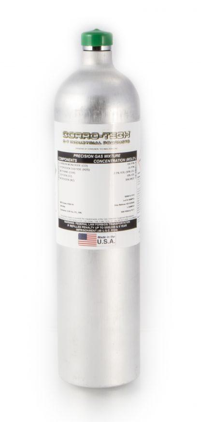 Calibration Gas Bottle