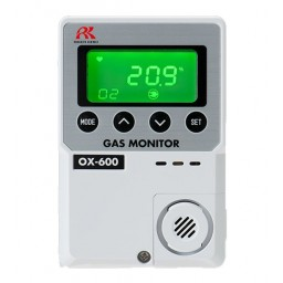 rki-instruments-ox-600-indoor-stand-alone-gas-monitor