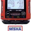 MSHA GX-2009