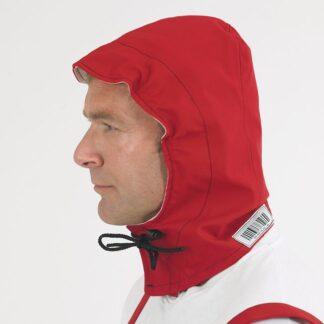 red hood under