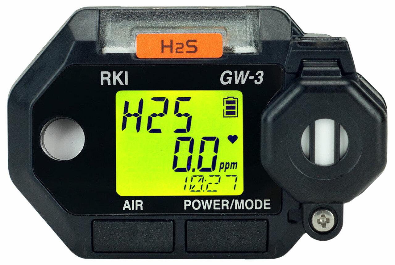 h2s gas watch