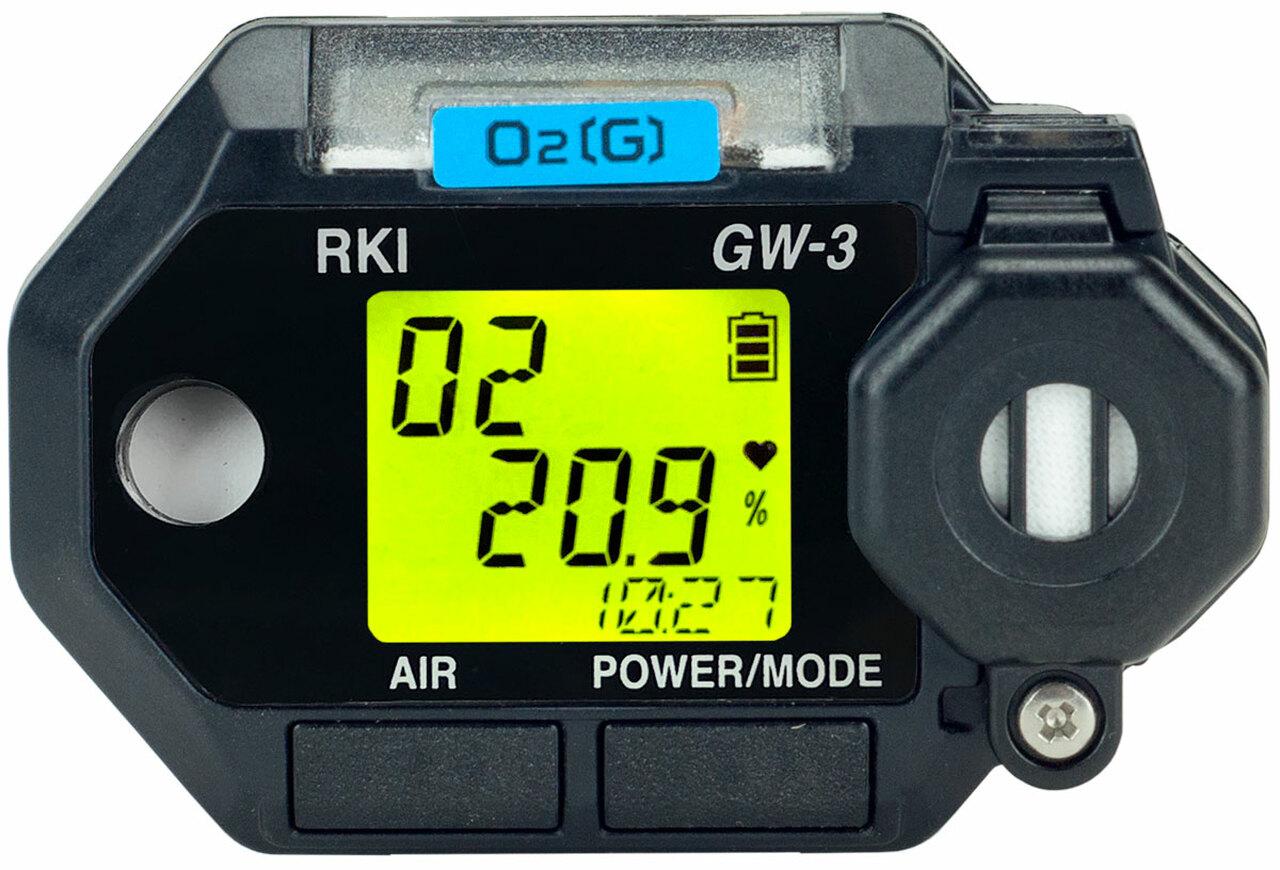 O2 Gas Watch